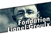 La fondation Lionel-Groulx Fondée par Lionel-Groulx, elle vise la défense de la nation ainsi que l'enseignement de son histoire, sa langue et sa culture.