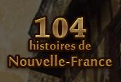 104 histoires de la Nouvelle-France Cours podcast très intéressants sur des anecdotes de la Nouvelle-France. Par Jean-François Blais.
